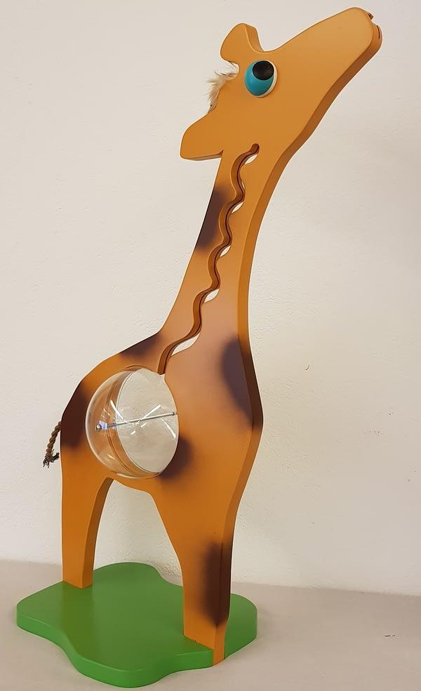 Kasse Giraffe